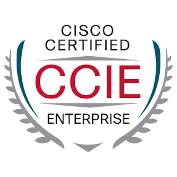 Cisco Certified Internetwork Expert Enterprise Infrastructure (CCIE Enterprise Infrastructure)