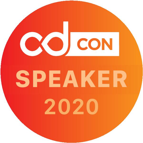 cdCon 2020 Speaker