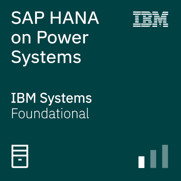 SAP HANA on Power Systems