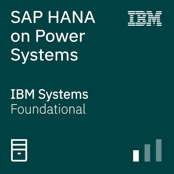 SAP HANA on Power Systems