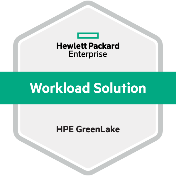 HPE Workload Solution GreenLake