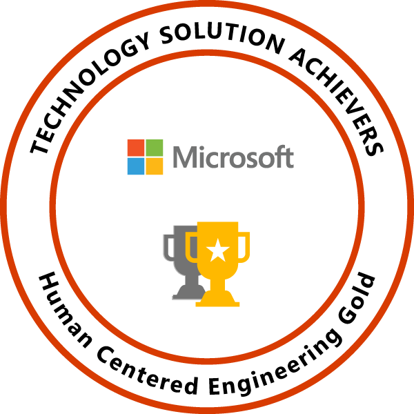 Human Centered Engineering Gold
