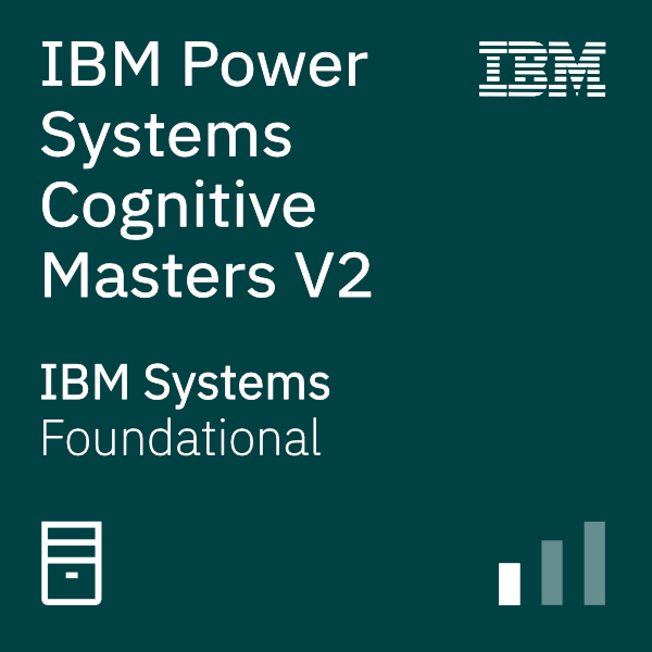 IBM Power Systems Cognitive Masters V2