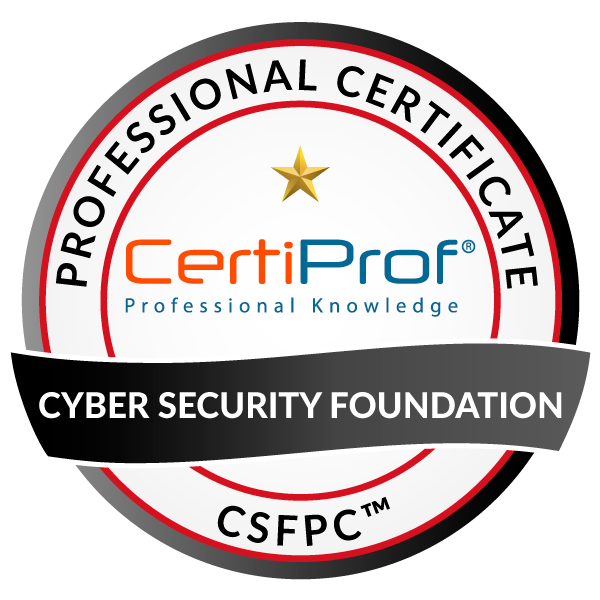 Cyber Security Foundation Professional Certificate - CSFPC™