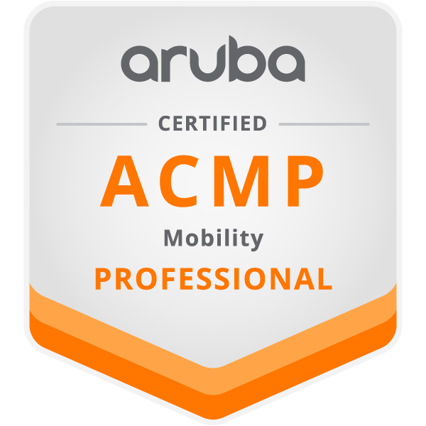 Aruba Certified Mobility Professional (ACMP)