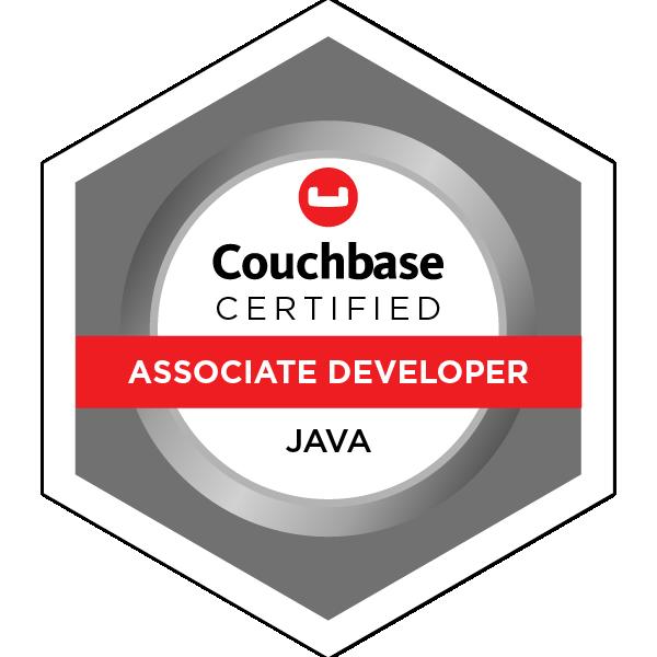 Couchbase Certified Associate Java Developer