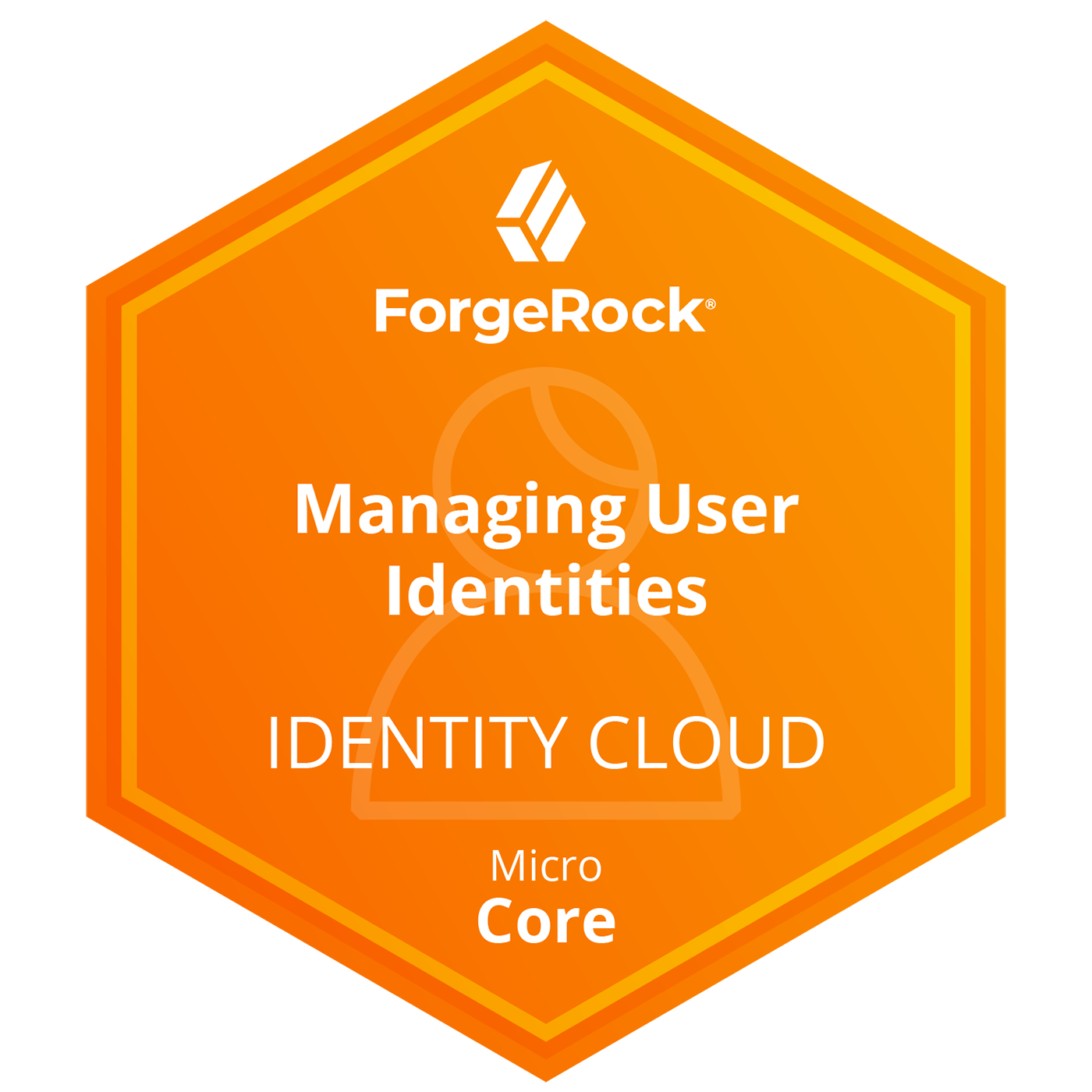 ForgeRock Identity Cloud Micro Core Skills - Managing User Identities
