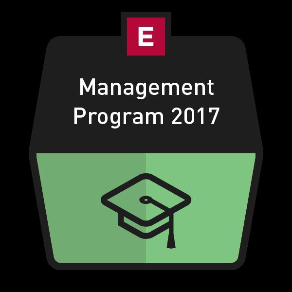 Management Program 2017