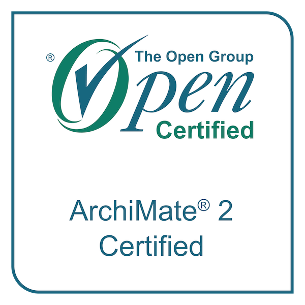 The Open Group Certified: ArchiMate® 2 Certified