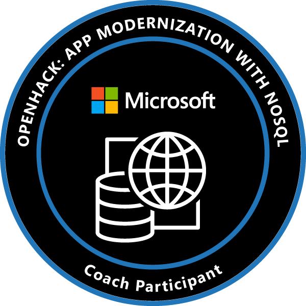 OpenHack: App Modernization with NoSQL Coach