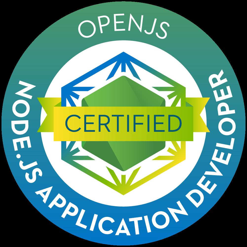 JSNAD: OpenJS Node.js Application Developer