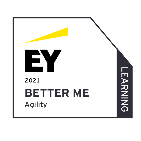EY Better Me - Agility - Learning (2021)