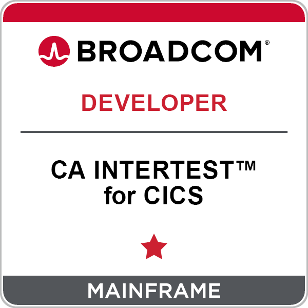 CA InterTest™ for CICS - Foundational