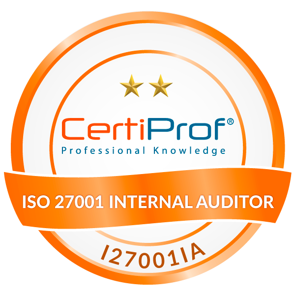 ISO/IEC 27001 Internal Auditor
