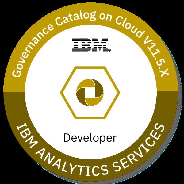 IBM Information Governance Catalog on Cloud V11.5.x Developer