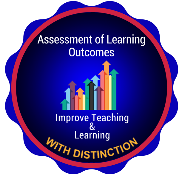 Assessment to Improve Teaching and Learning with Distinction