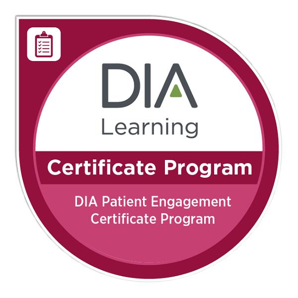 Patient Engagement Certificate Program