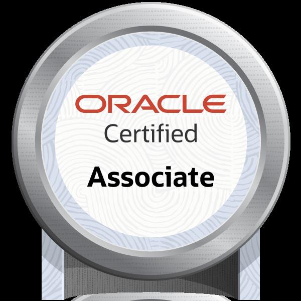 Oracle Certified Associate, Oracle WebLogic Server 12c Administrator