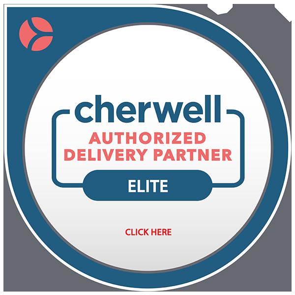 Cherwell Authorized Delivery Partner: Elite