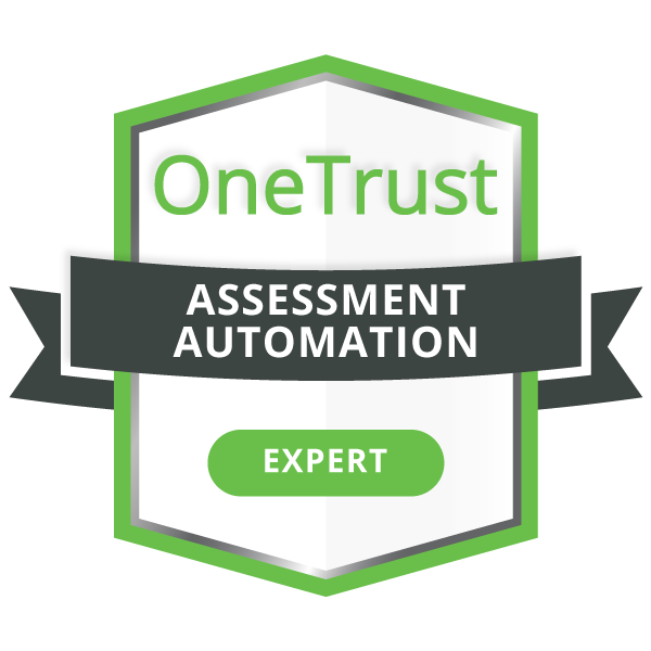 OneTrust Assessment Automation Expert