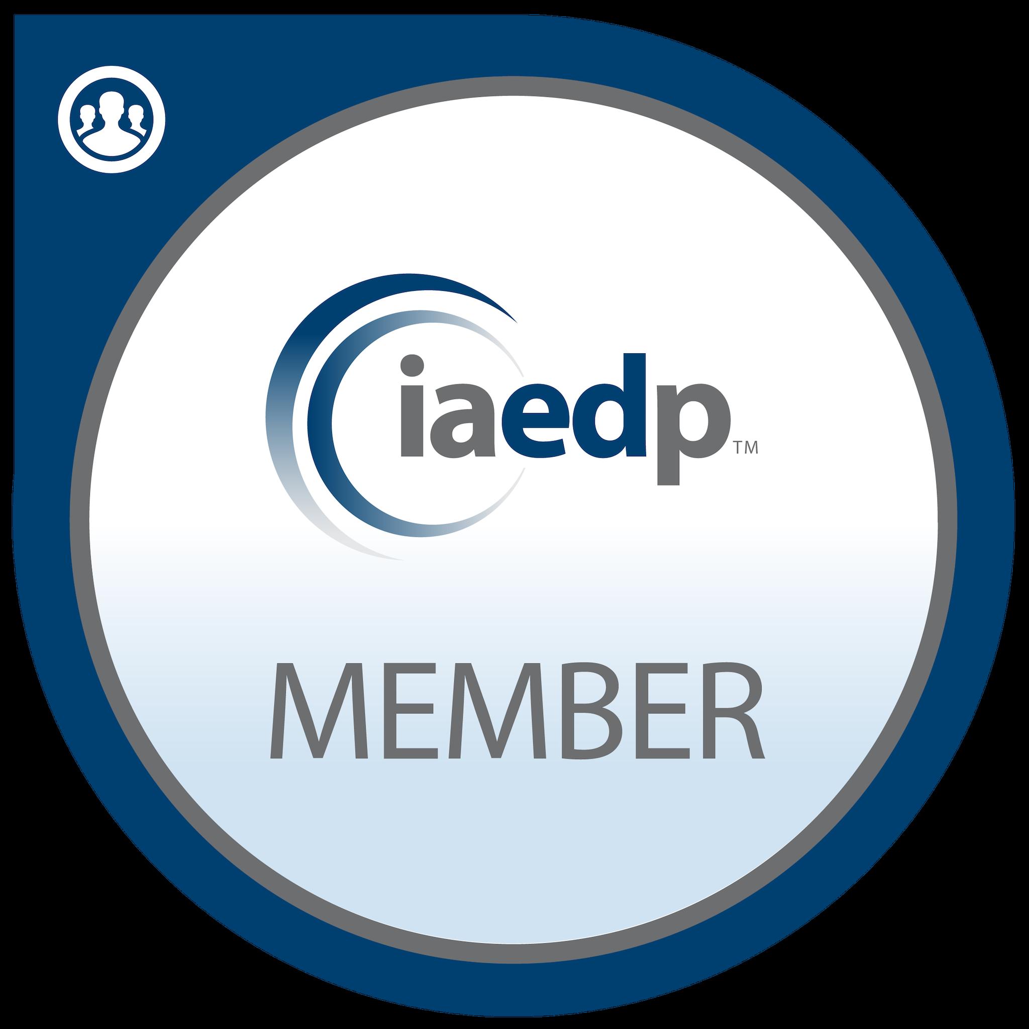 iaedp Member