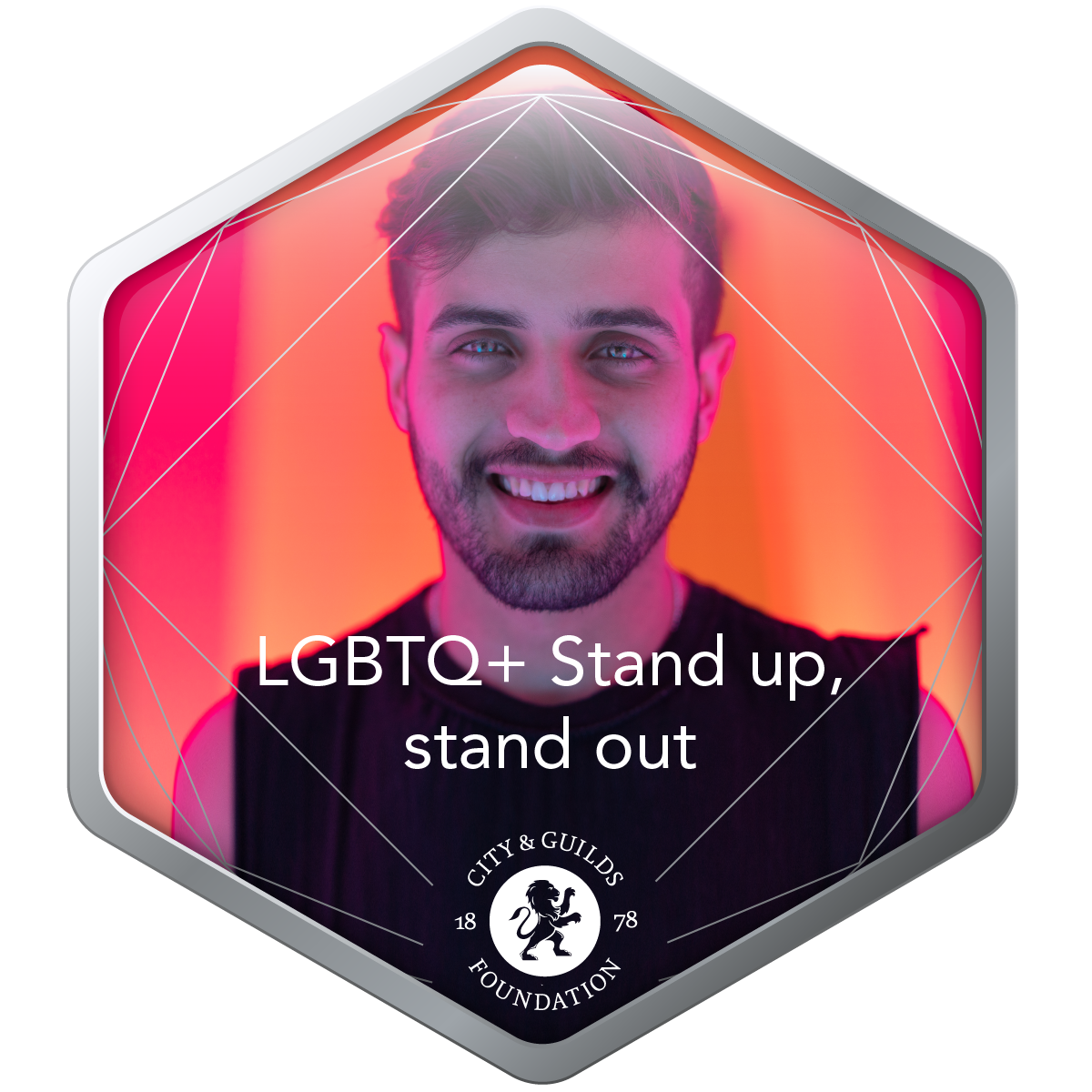 LGBTQ+ Stand up, Stand out