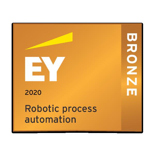 EY Robotic process automation - Bronze