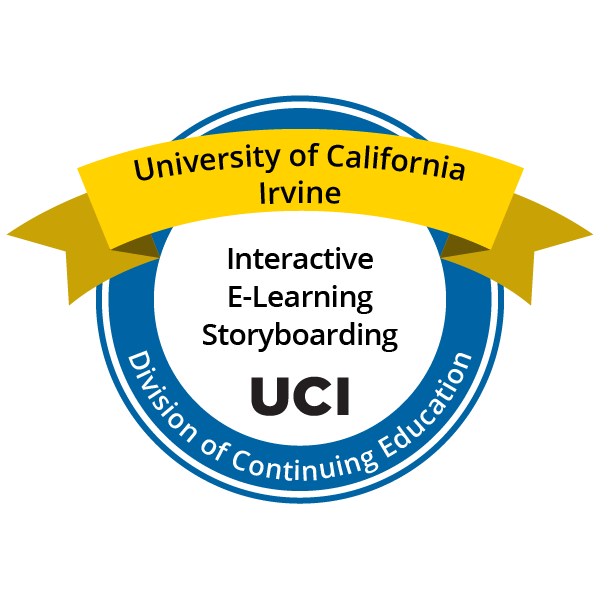 Interactive E-Learning Storyboarding
