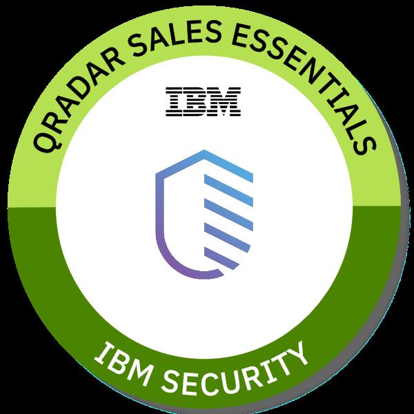 IBM Security QRadar Sales Essentials