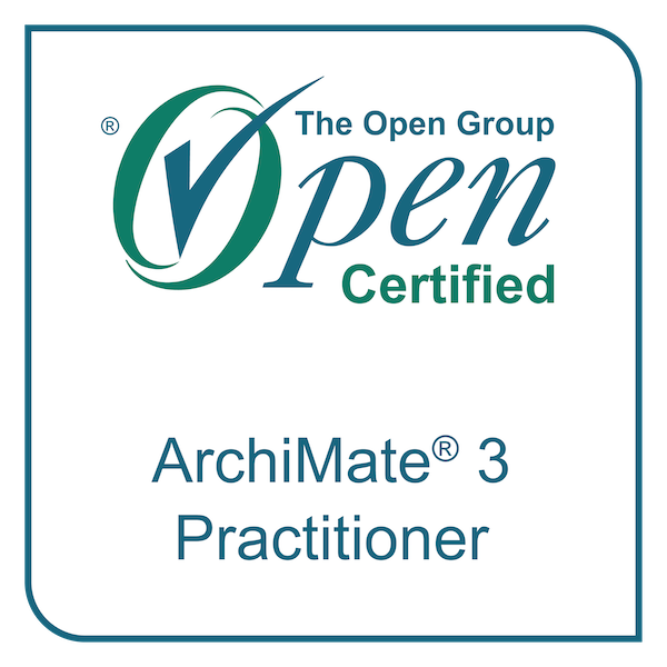 The Open Group Certified: ArchiMate® 3 Practitioner