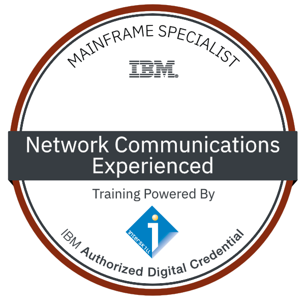 Interskill - Mainframe Specialist – Network Communications – Experienced