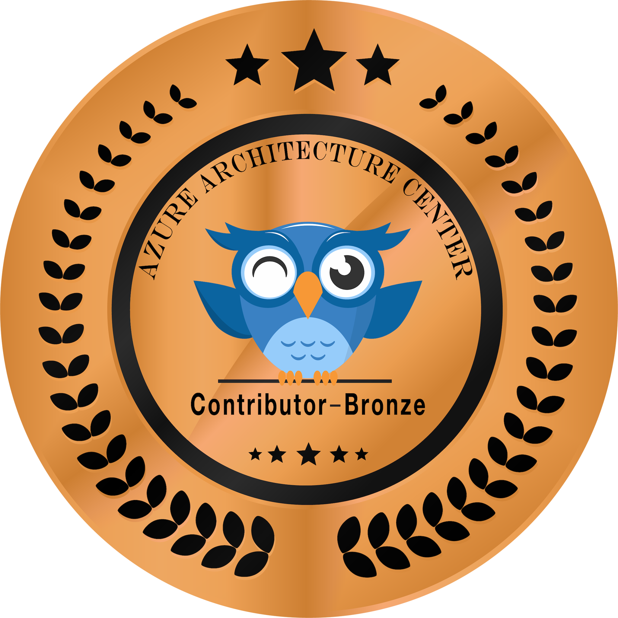 Azure Architecture Center Contributor - Bronze FY21