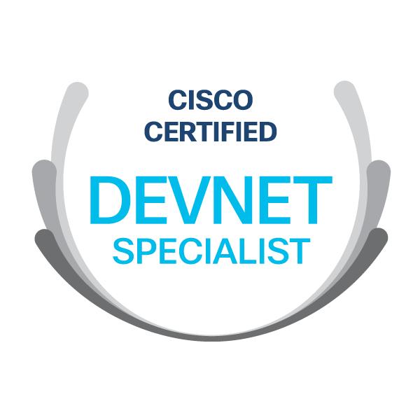 Cisco Certified DevNet Specialist - Webex
