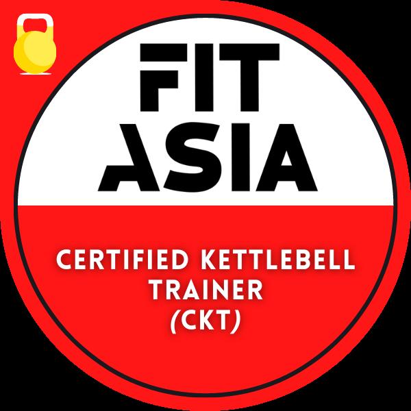FIT Asia Certified Kettlebell Trainer (CKT)