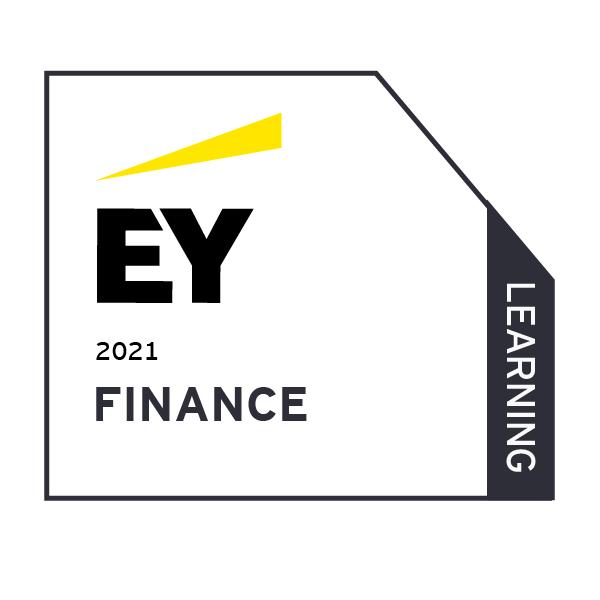 EY Finance - Learning