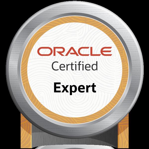 Oracle Database 12c Maximum Availability Certified Expert