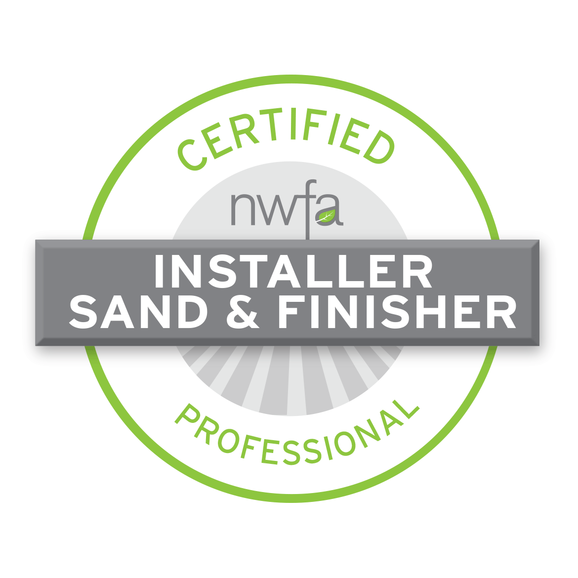 Certified Pro Installer & Sand & Finisher (CISF)