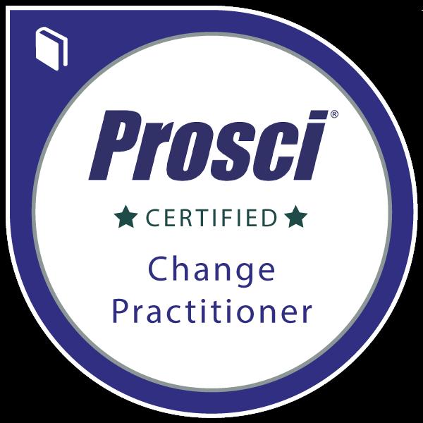 Prosci® Certified Change Practitioner - Delivered by Silfra