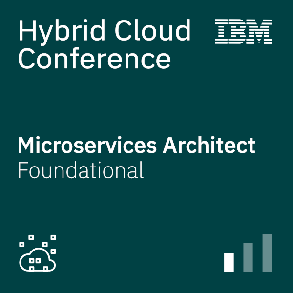 Hybrid Cloud Conference – Microservices Architect