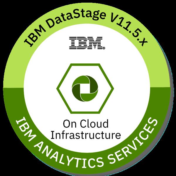 IBM DataStage V11.5.x on Cloud Infrastructure
