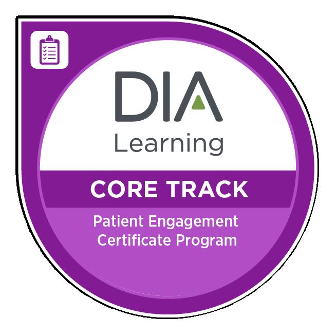 Patient Engagement Program Track