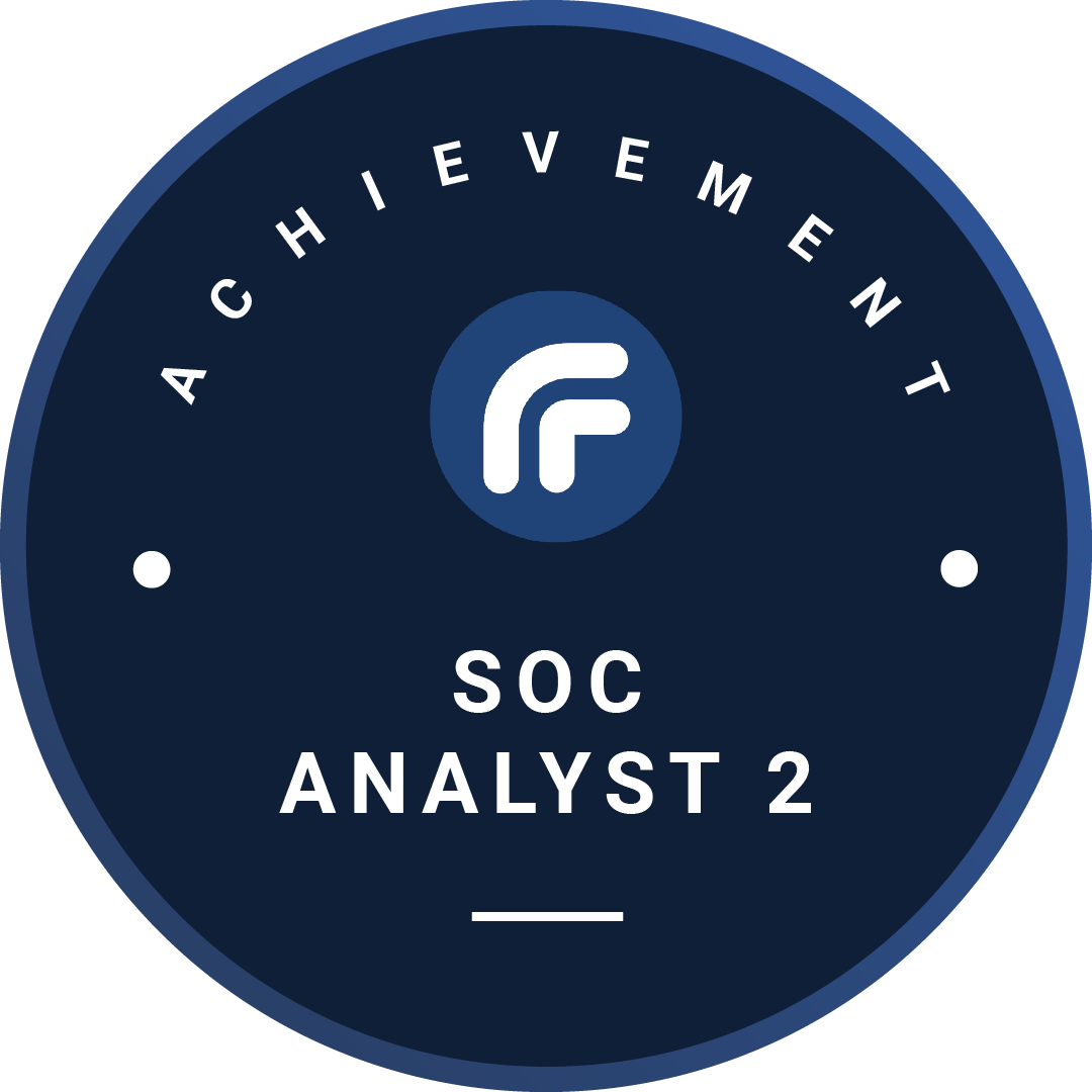 SOC Analyst 2