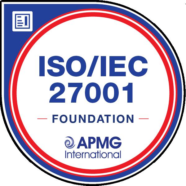ISO/IEC 27001 Foundation