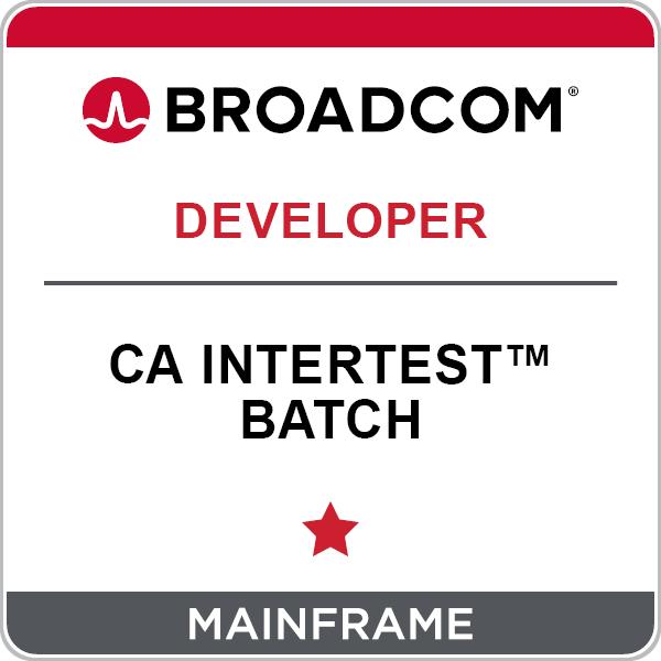CA InterTest™ Batch - Foundational