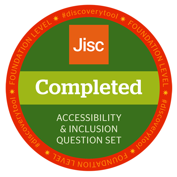 Jisc discovery tool - Accessibility & Inclusion