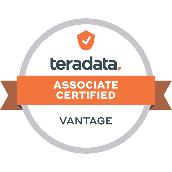 Vantage Certified Associate - 1.1