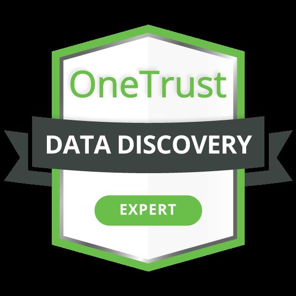 OneTrust OneTrust Data Discovery Expert