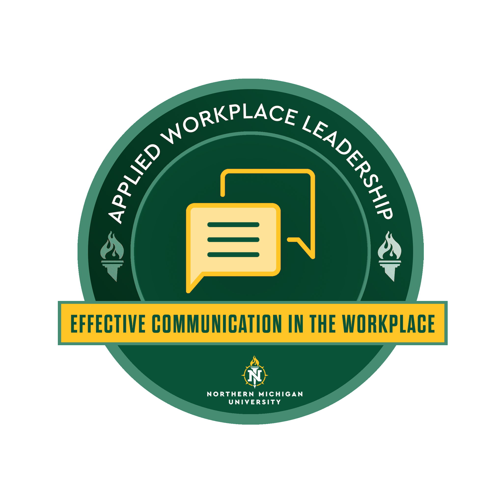 Effective Communication in the Workplace - LDR 100
