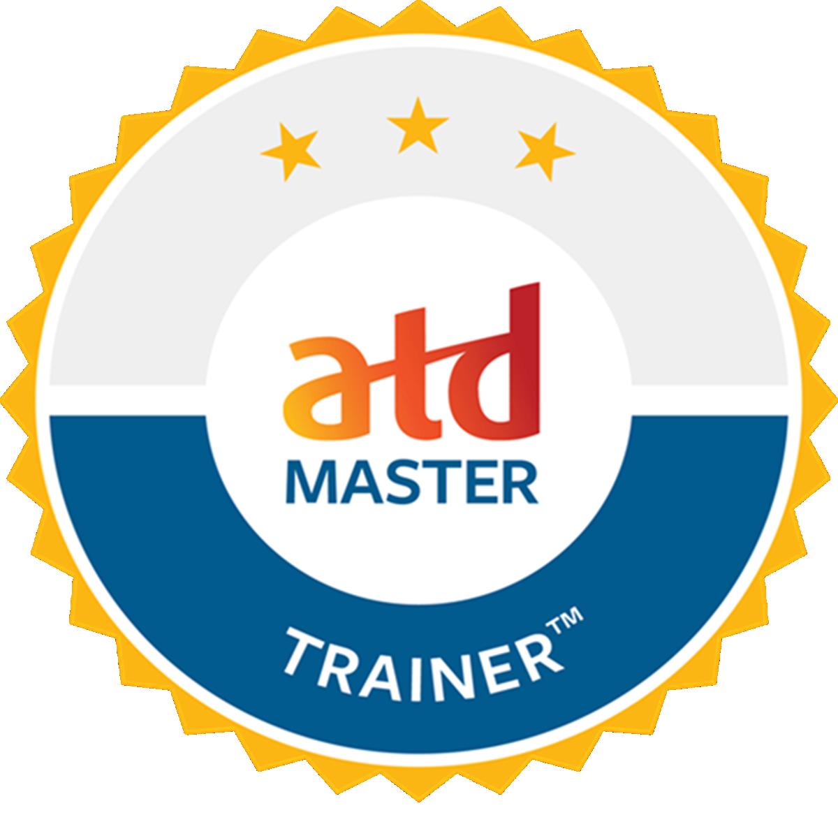 Association for Talent Development (ATD) Master Trainer™