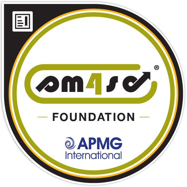 Project Management for Sustainable Development (PM4SD™) Foundation